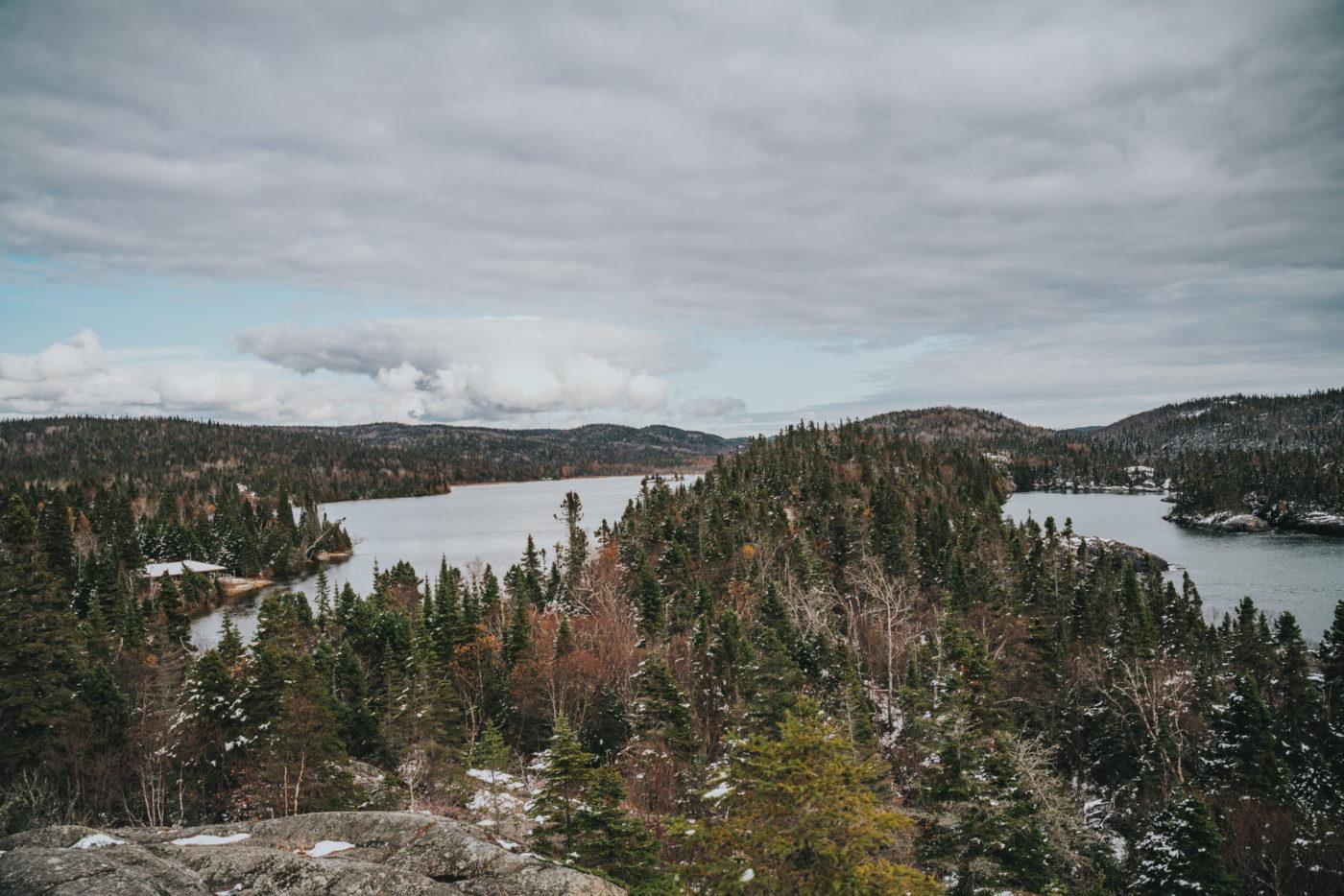 Pukaskwa National Park. Ontario