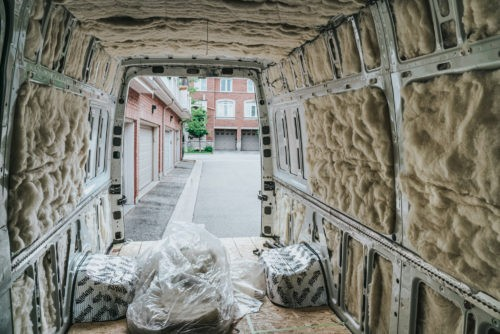 The Ultimate Camper Van Insulation Guide