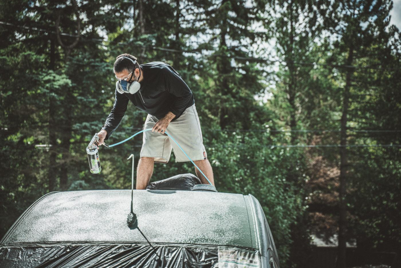 Camper Van Build