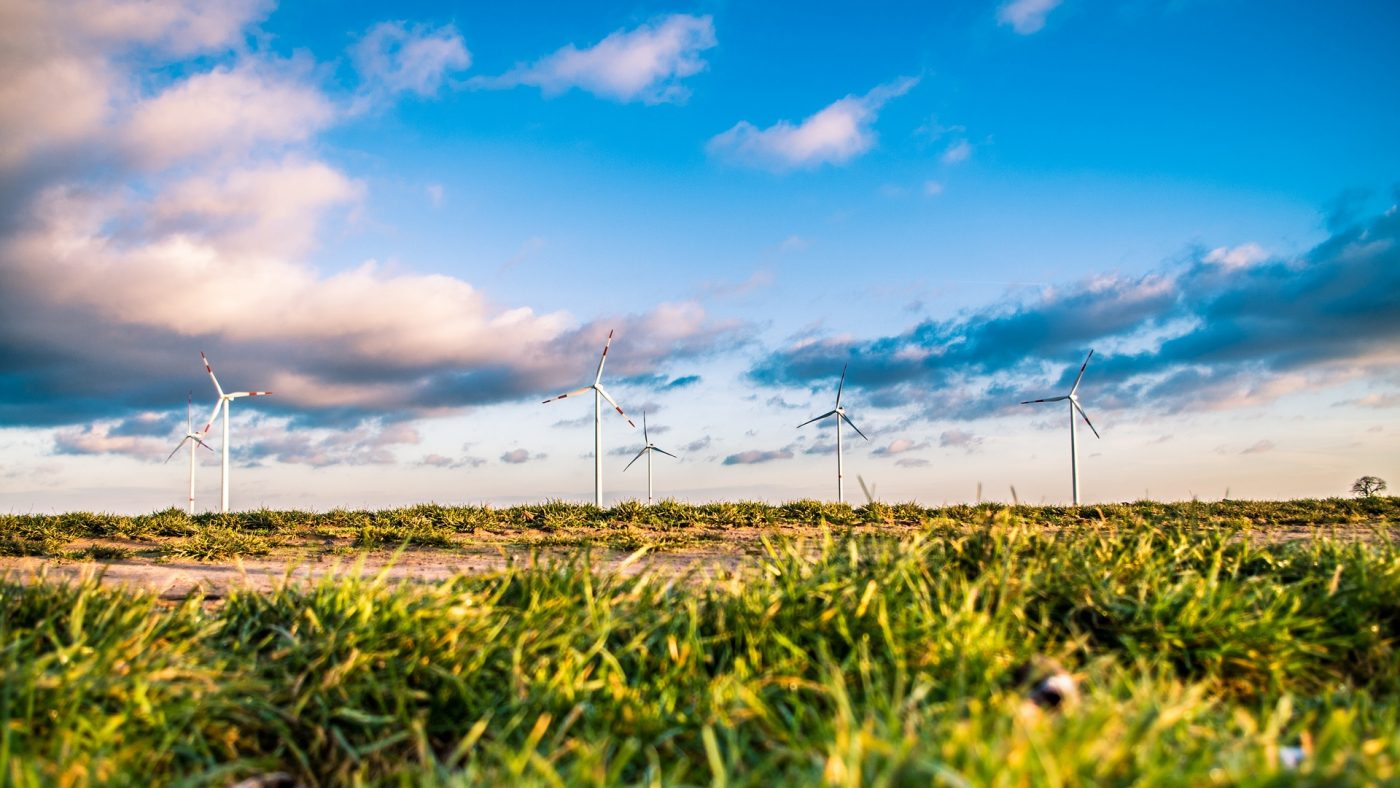 Carbon Offset Programs - https://pixabay.com/photos/wind-farm-energy-green-sustainable-1209335/