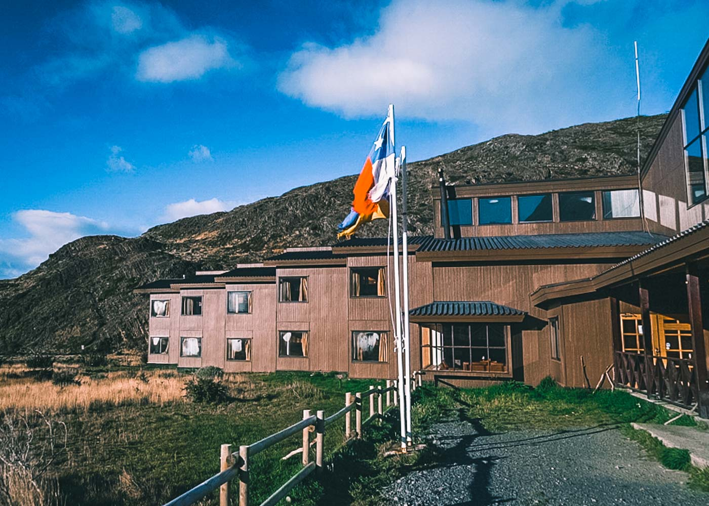 Torres del Paine W Trek Refugio Paine Grande