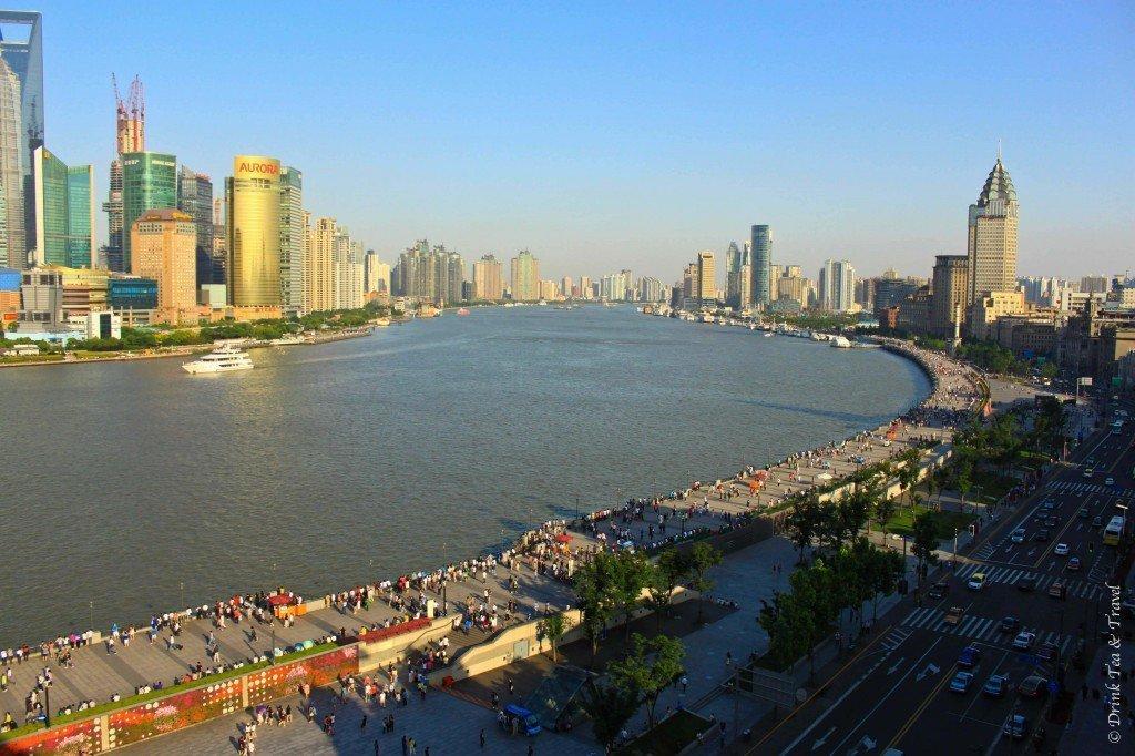 The Bund, Shanghai, China, where to stay in Shanghai