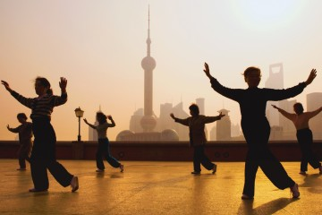 Cultural Close-up: Chinese Fitness Dancing