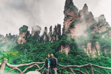 Guide to Visiting Zhangjiajie National Forest Park, the Avatar Mountain in China
