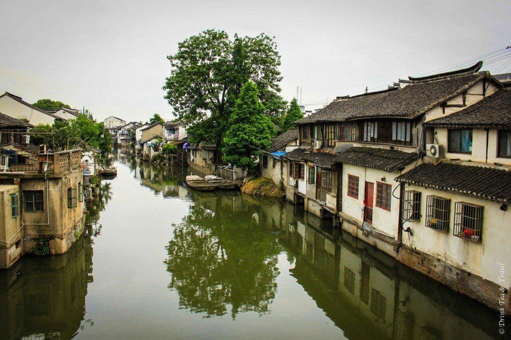 Zhujiajiao Water Town, China