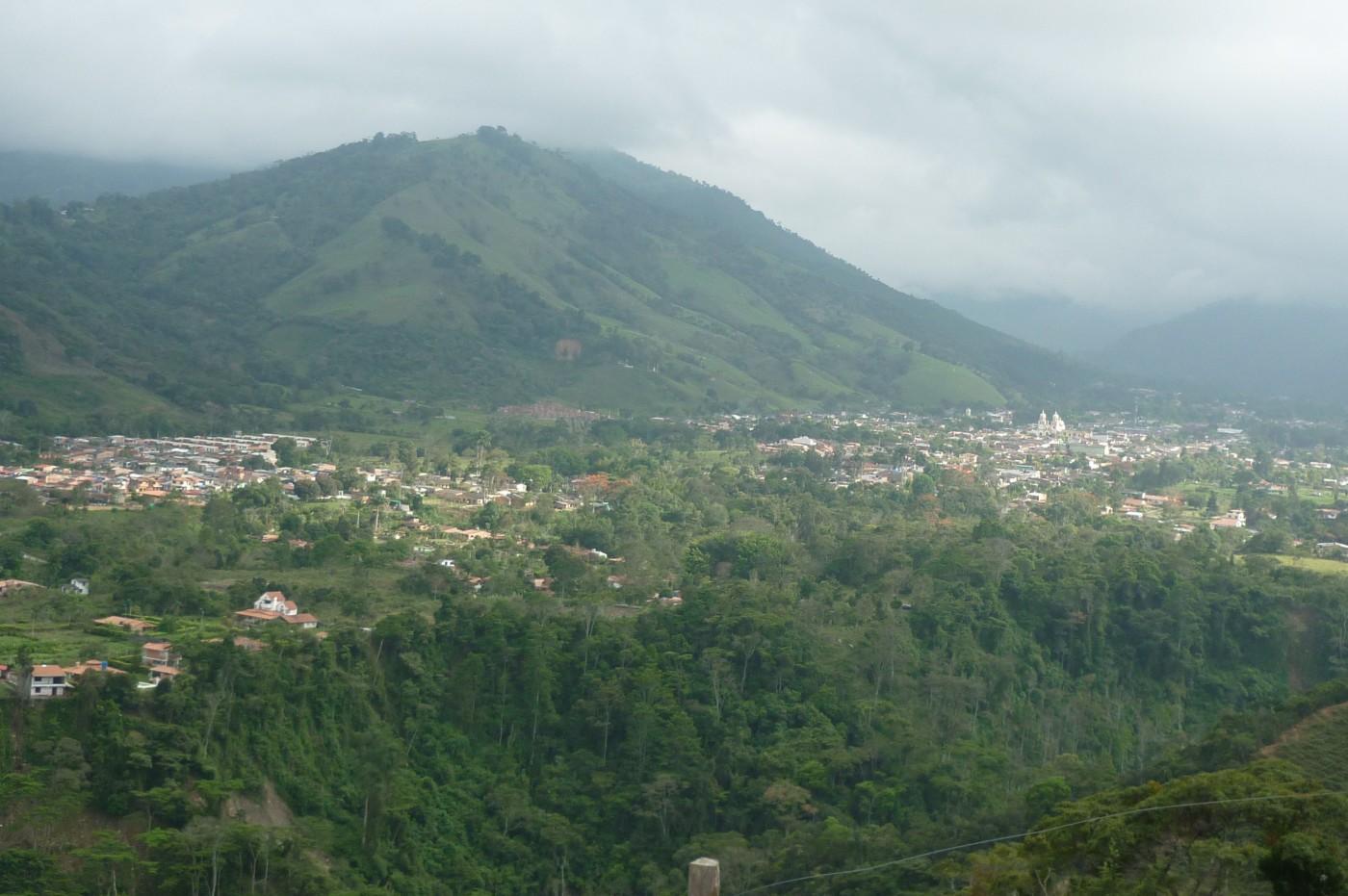 Chinacota, Colombia
