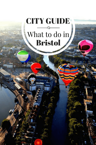 City guide Bristol