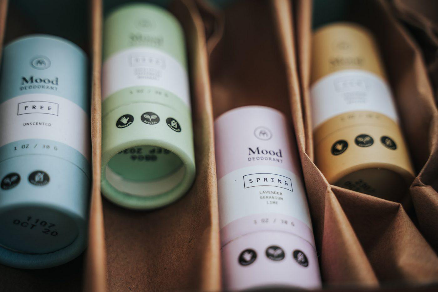 Coconut Matter Mood Deodorants