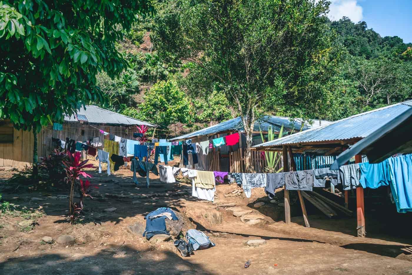Mumake Camp, Lost City trek