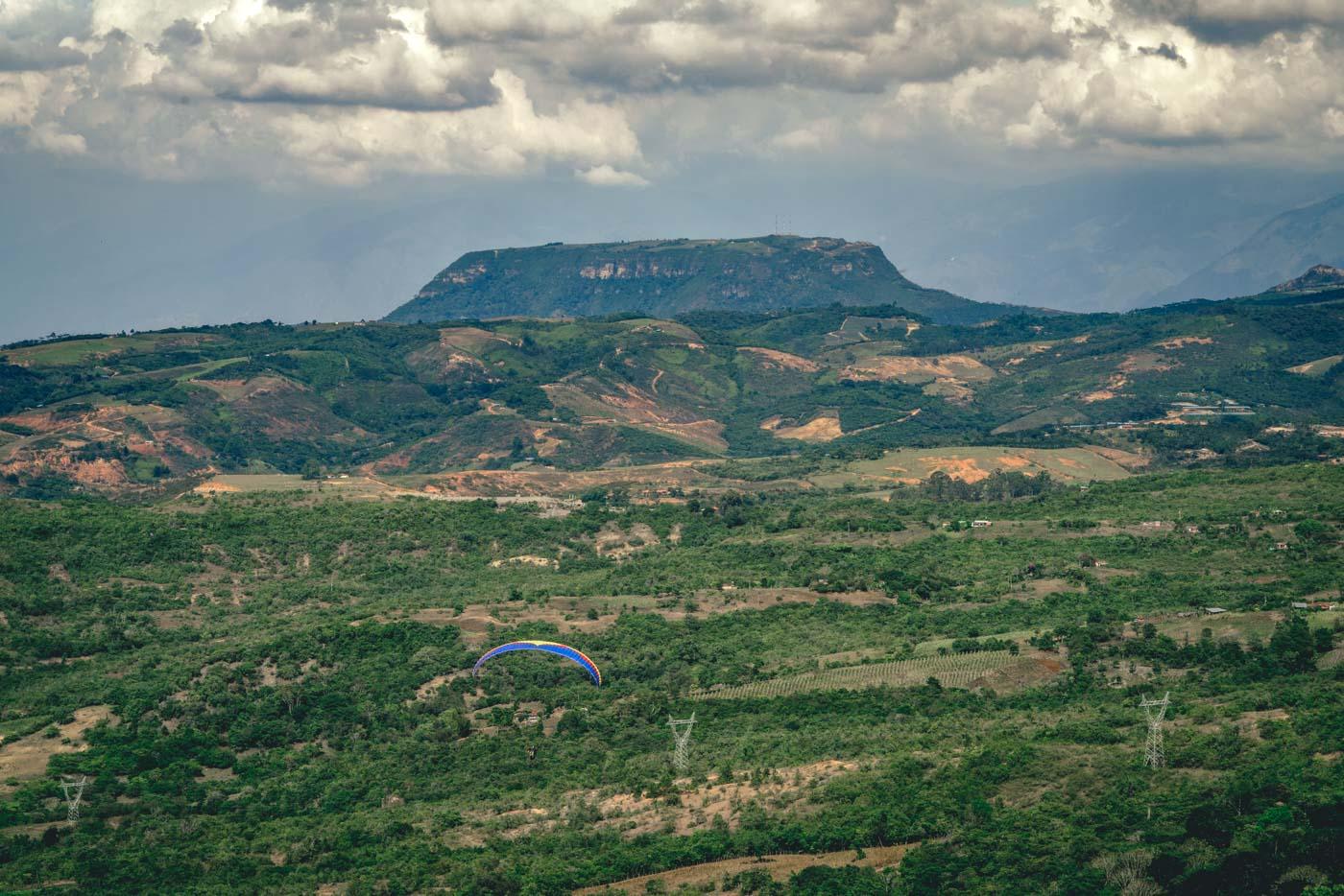 Curiti, San Gil, Colombia