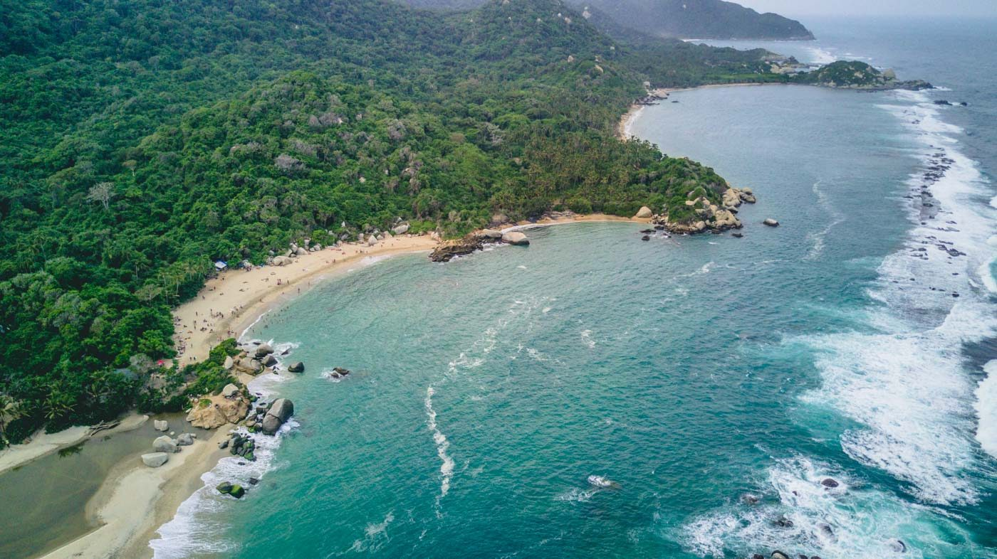 Taganga Colombia should be on your south america bucket list