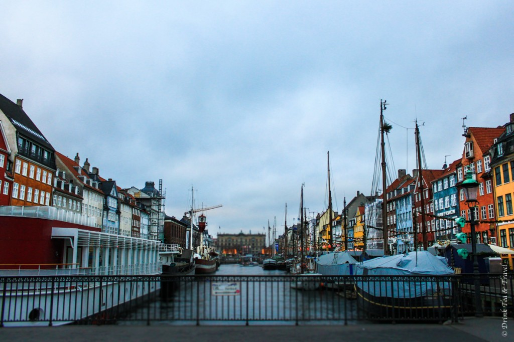 View of Nyhavn from Nyhavnsbroen