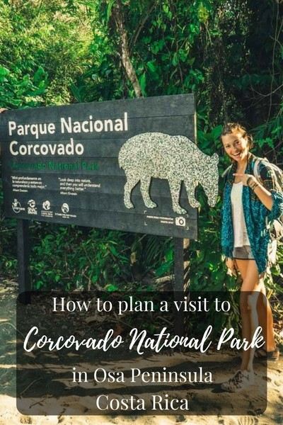 Corcorado National Park Costa Rica