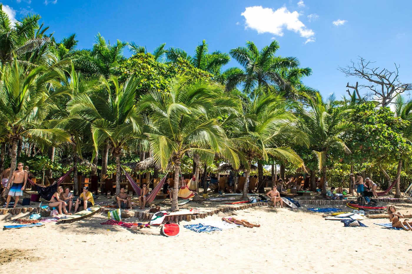 Costa Rica Honeymoon Playa Avellanas