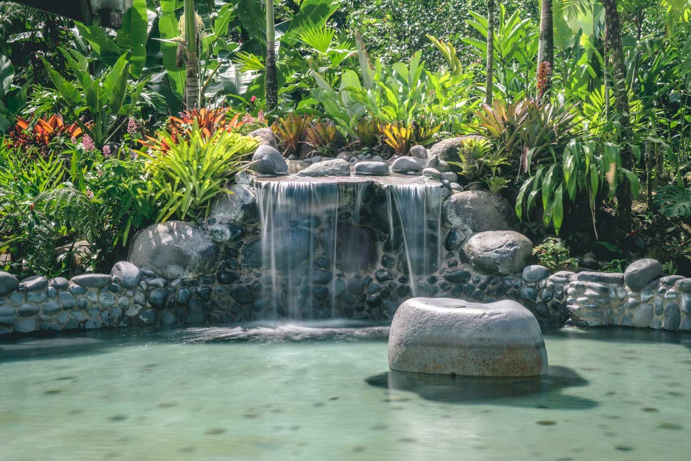 A hot springs in Costa Rica, Arenal Springs Resort & Spa