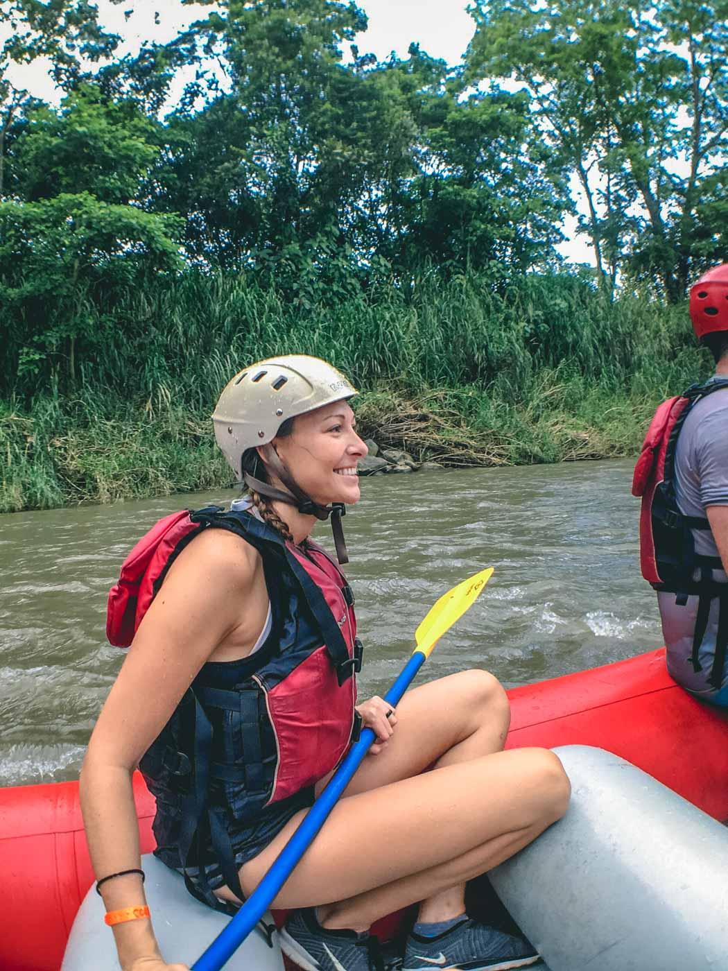 Arenal Costa Rica: Oksana River Rafting