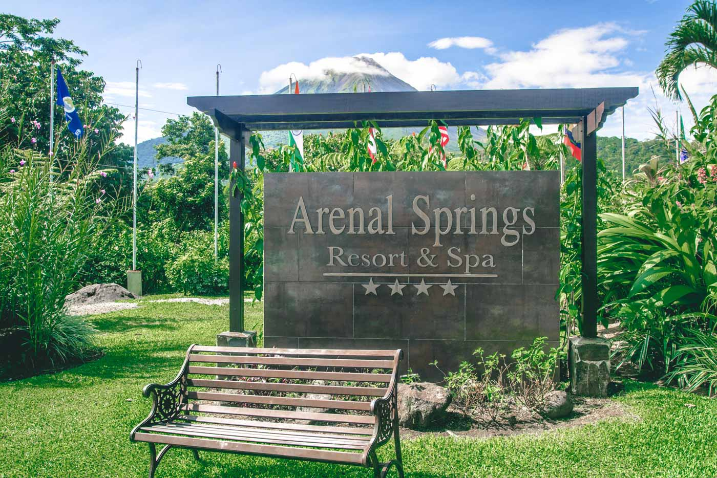 Arenal hotels in Costa Rica: Arenal Springs Resort