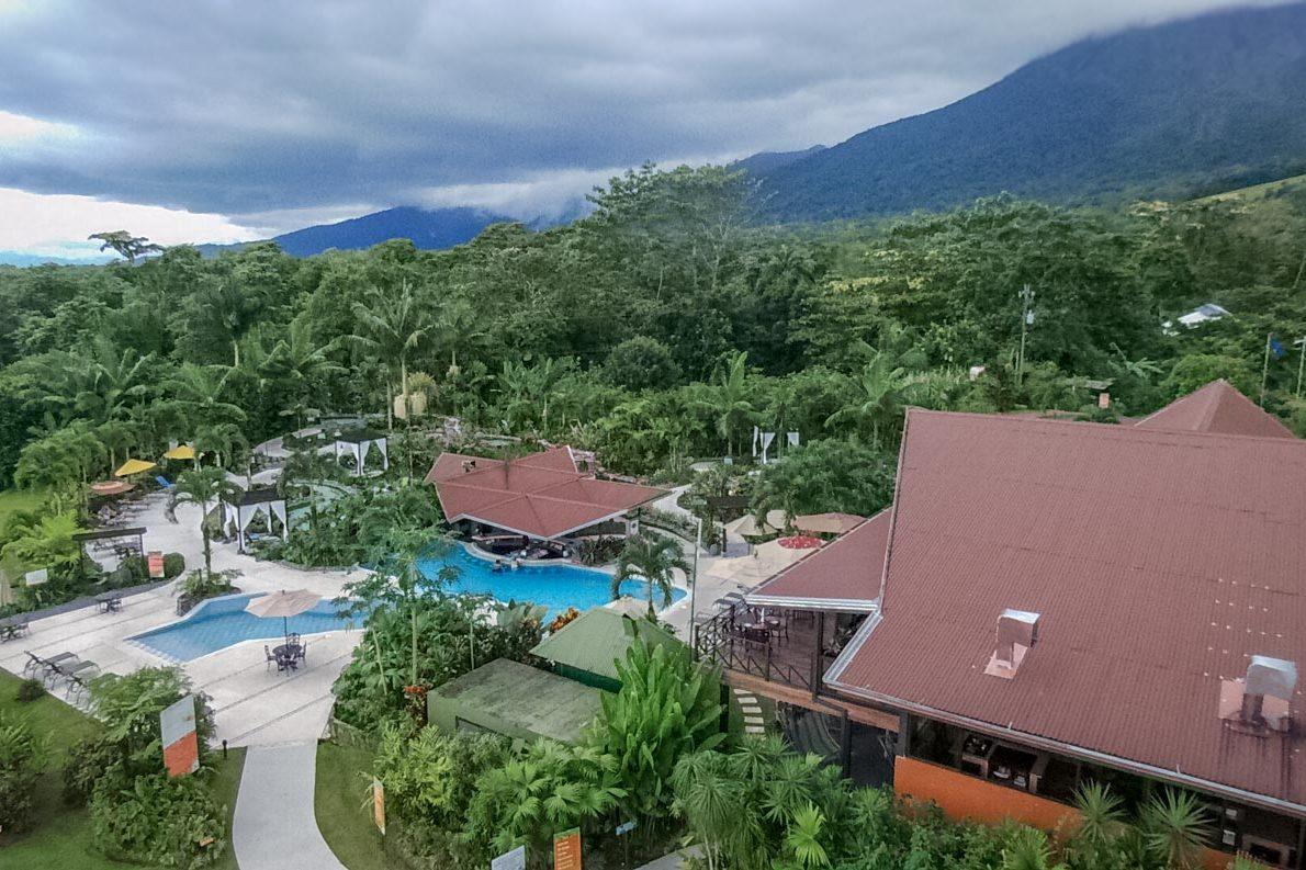 Arenal hotels in Costa Rica: Arenal Springs Resort