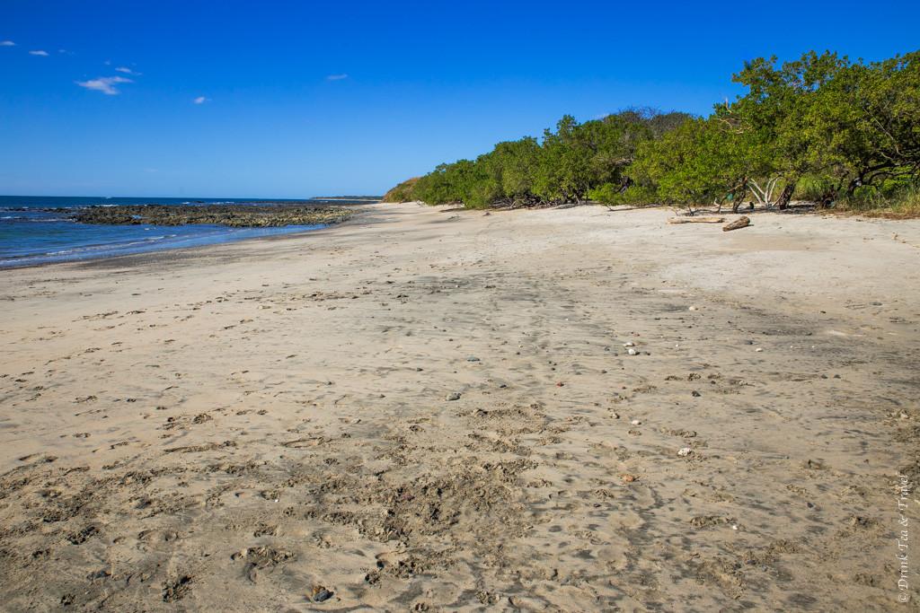 Playa Lagartillo, Guanacaste, Costa Rica