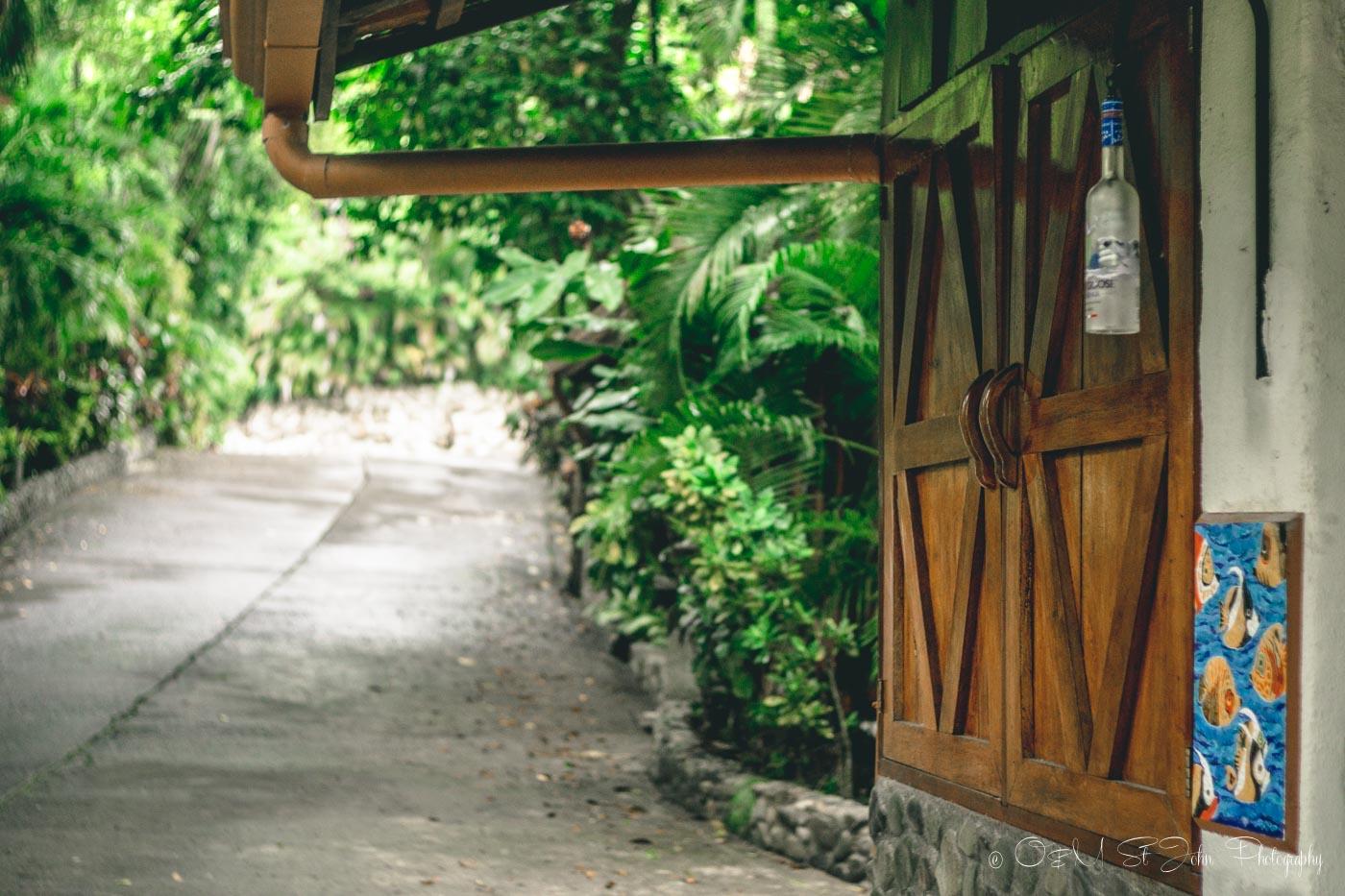 Airplane Hotel Costa Rica: Costa Verde Hotel