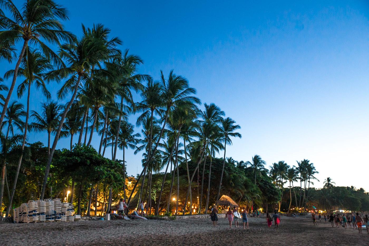Tamarindo beach, Guanacaste, Tamarindo