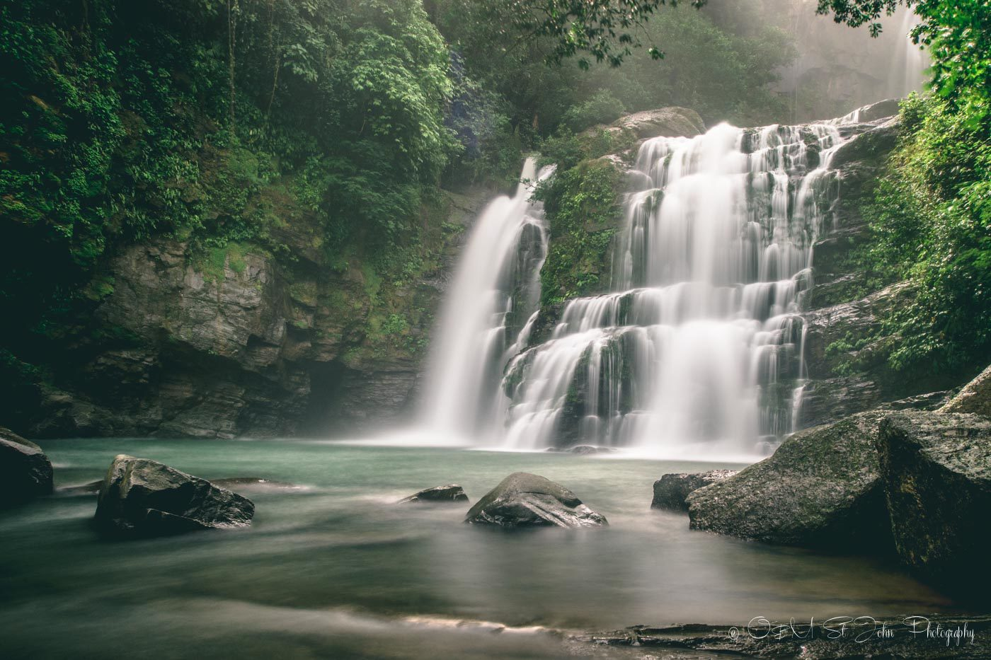Nuayaca Waterfall, Dominical Costa Rica