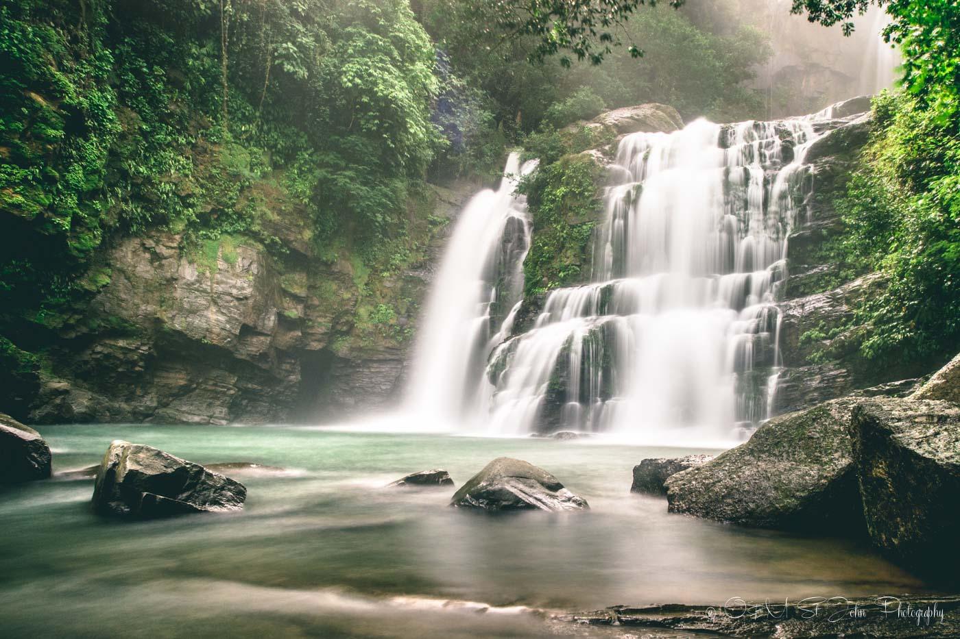 Nuayaca Waterfall, Dominical, Costa Rica
