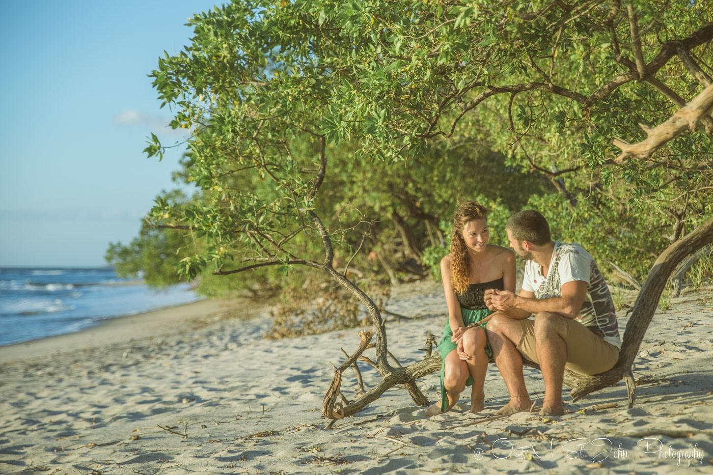 Max & Oksana in Costa Rica