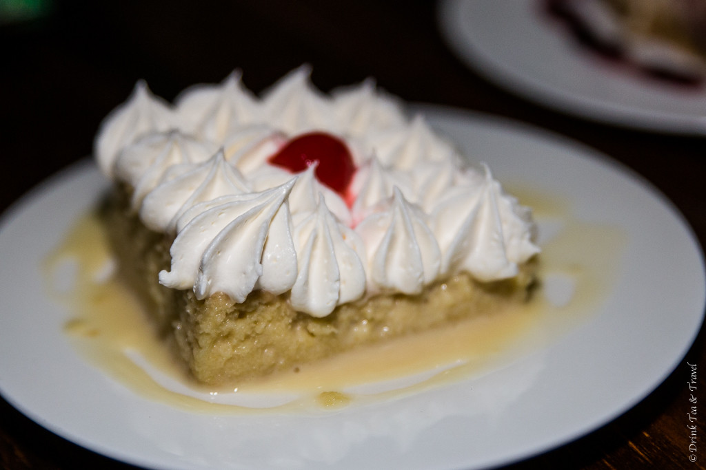 Costa Rican Food: Tres Leches, costa rican recipes