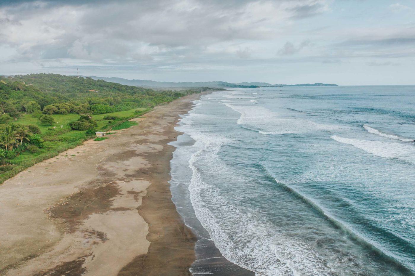 Costa Rica Guanacaste Ostional beach-0134