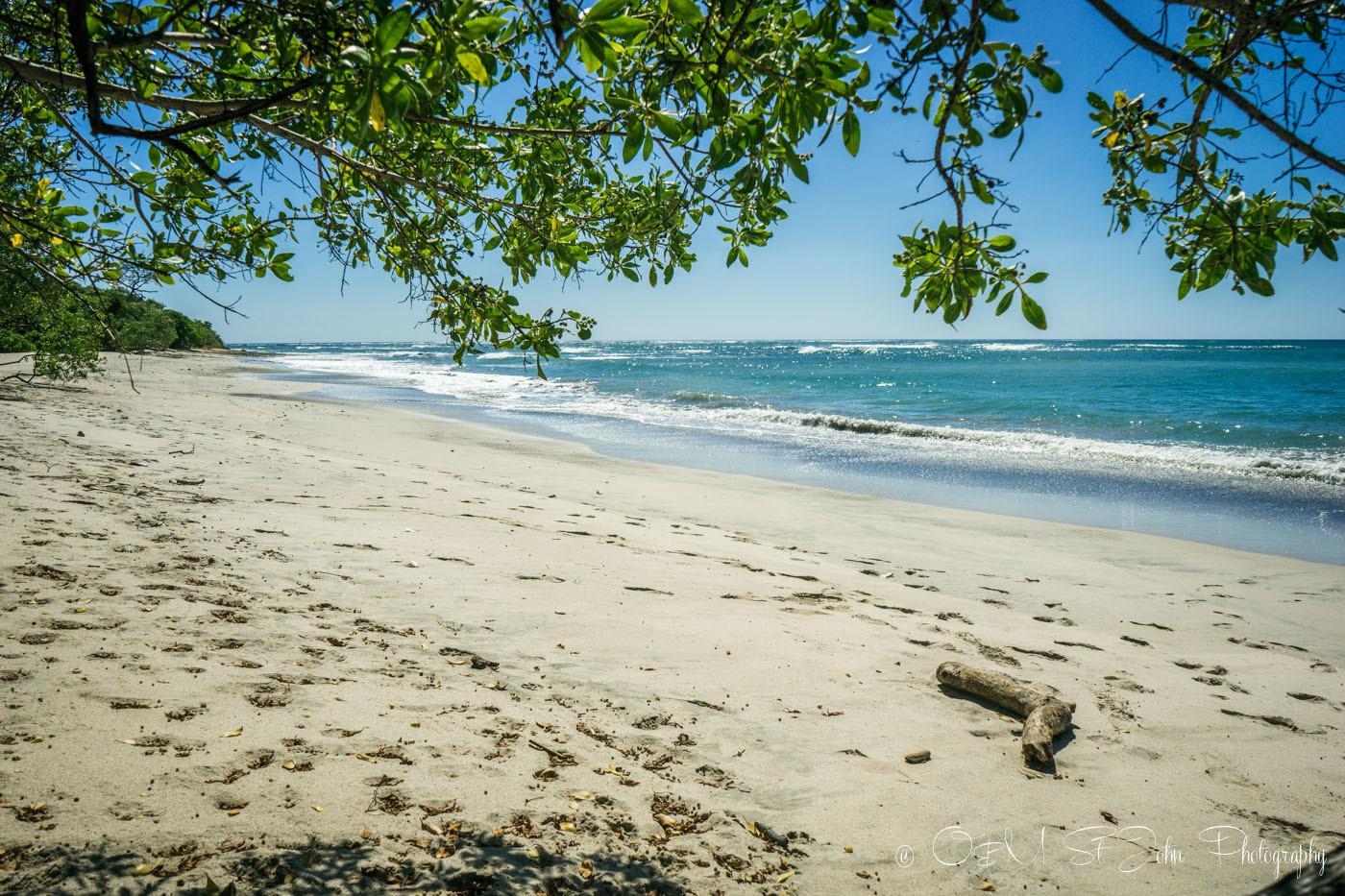 Playa Lagartillo, Guanacaste. Costa Rica