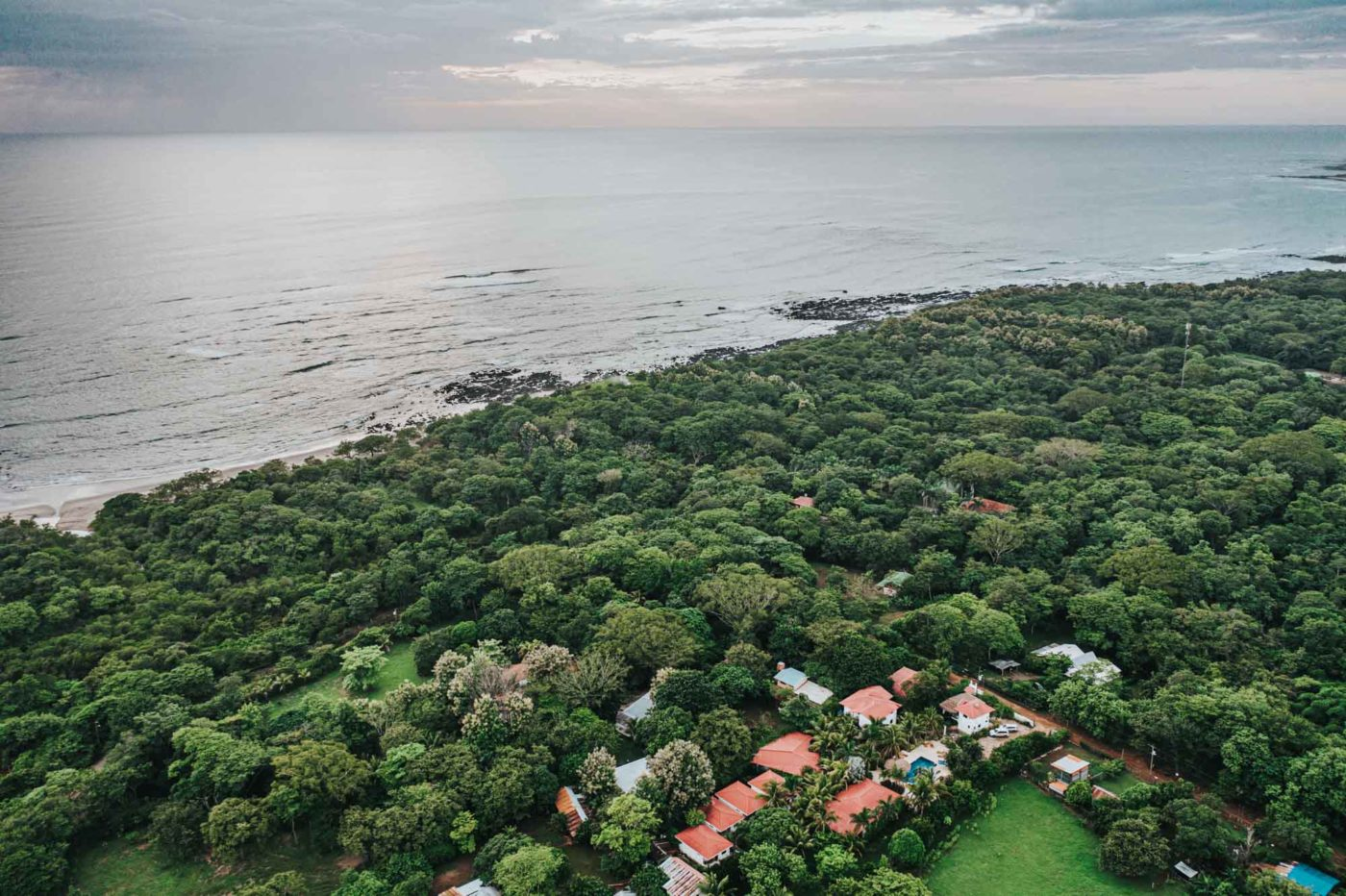 Drift Away Eco Lodge, Playa Lagartillo, Playa Avellanas, Guanacaste, Costa Rica