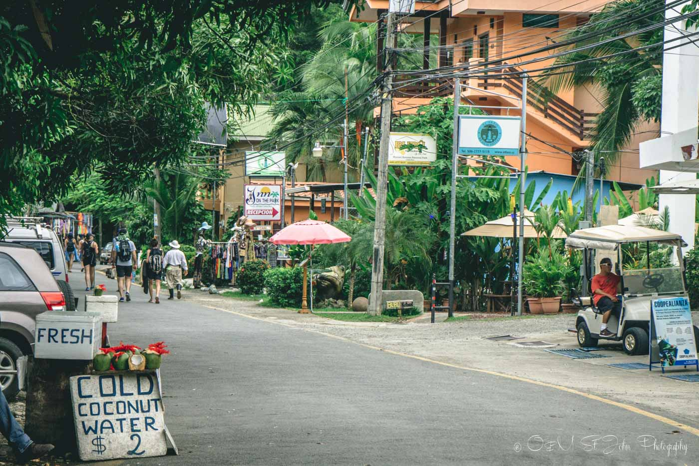 Costa Rica Travel Budget: Use local transportation to get from A to B