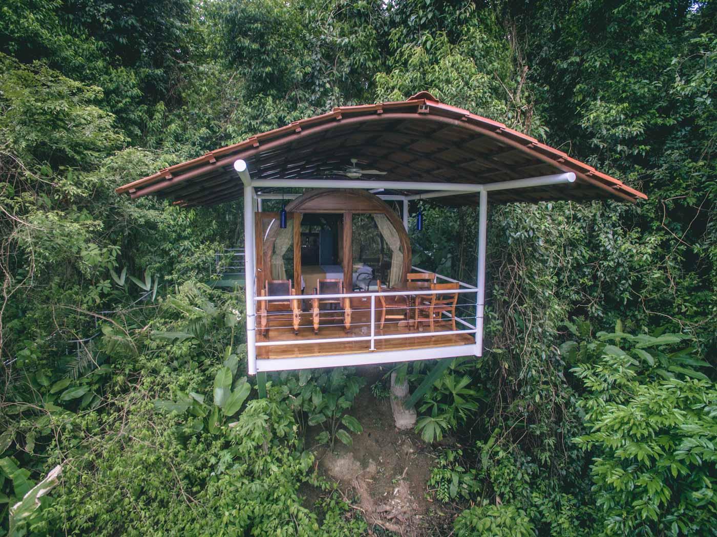 Cockpit Cottage, newest accommodation option at Costa Verde Hotel