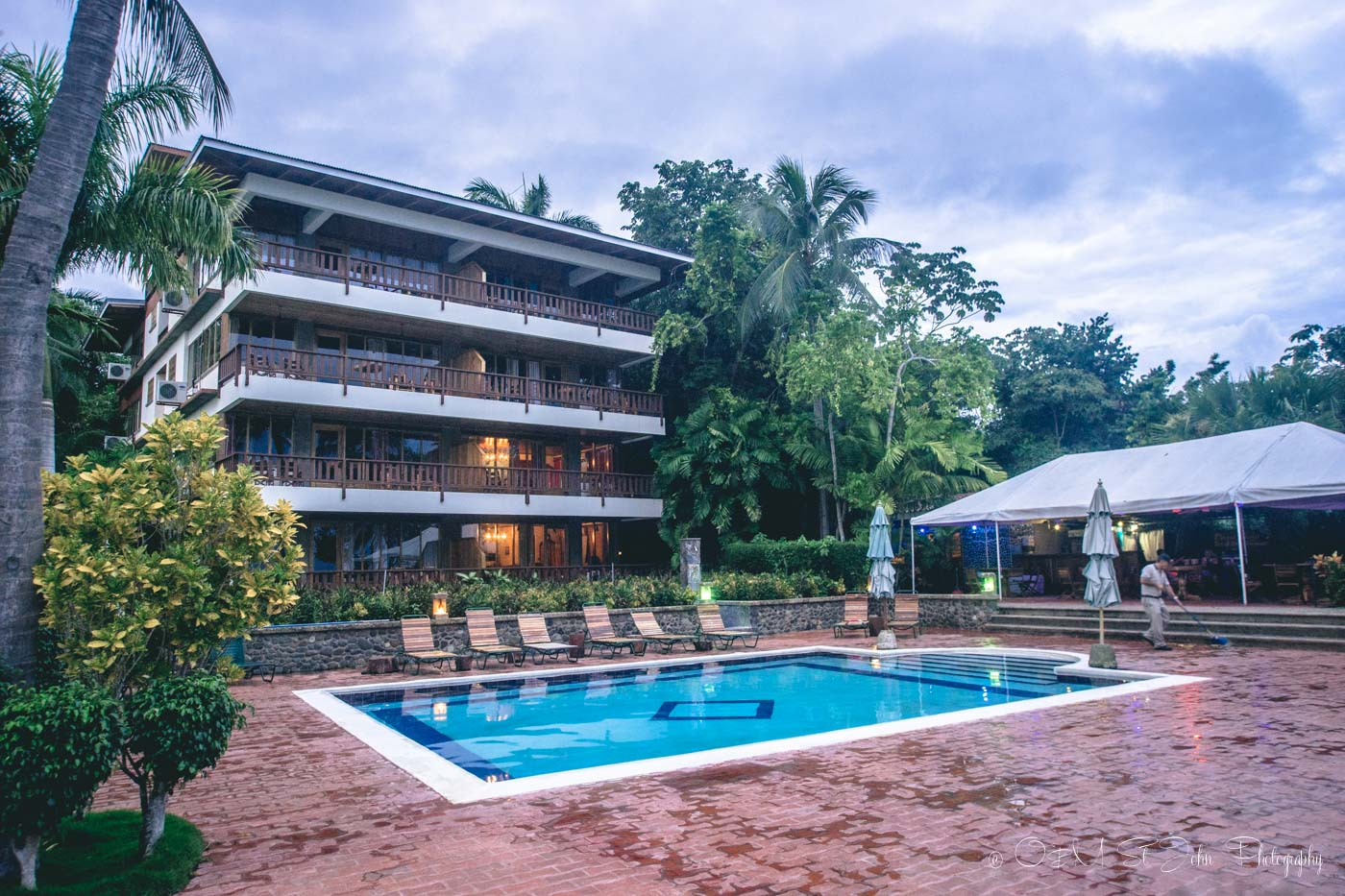 Manuel Antonio National Park: Costa Verde Hotel