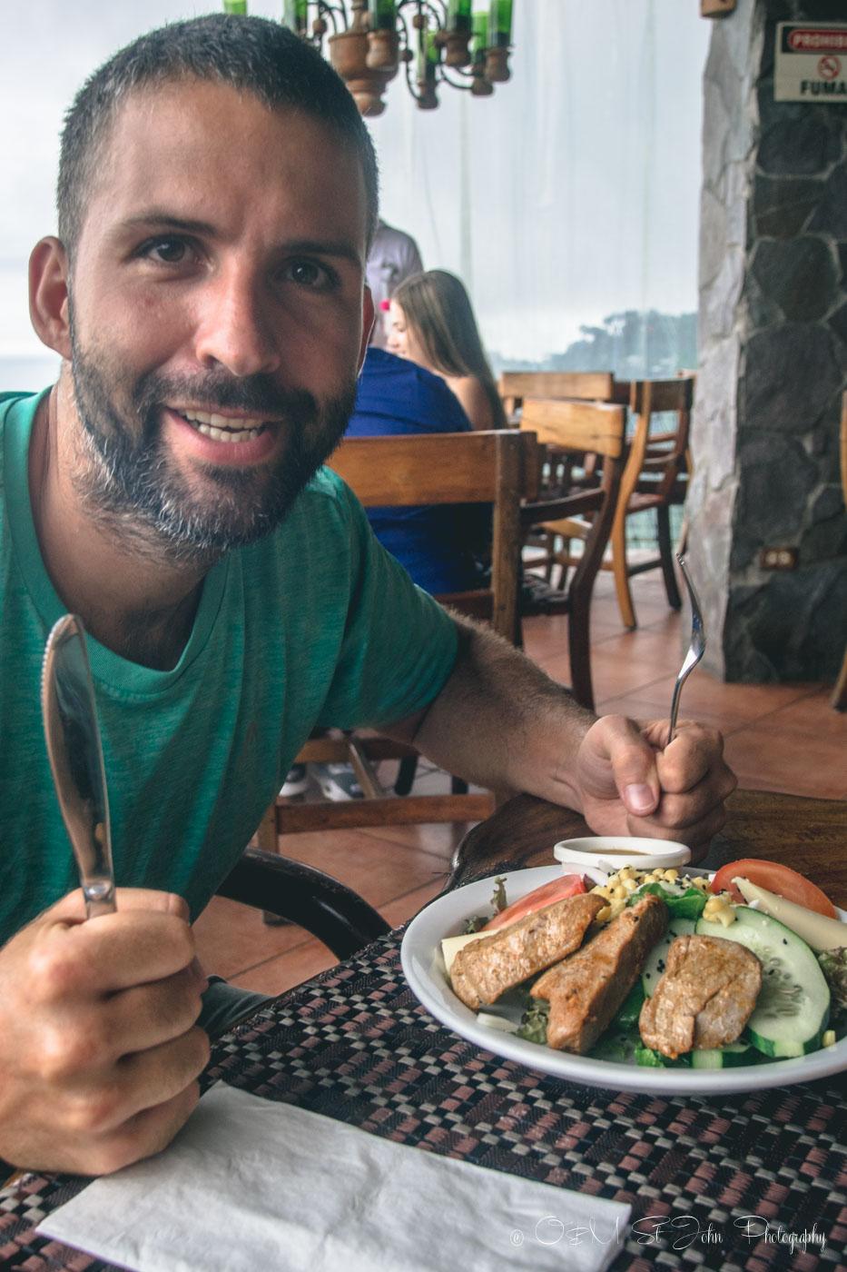 Manuel Antonio National Park: El Avion Restaurant