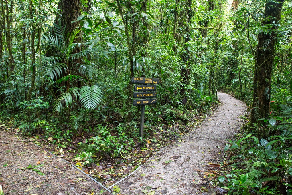 best cost rica hiking trails