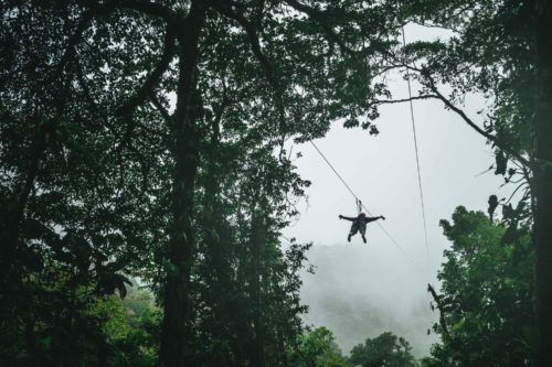 Best Zip Lining in Costa Rica