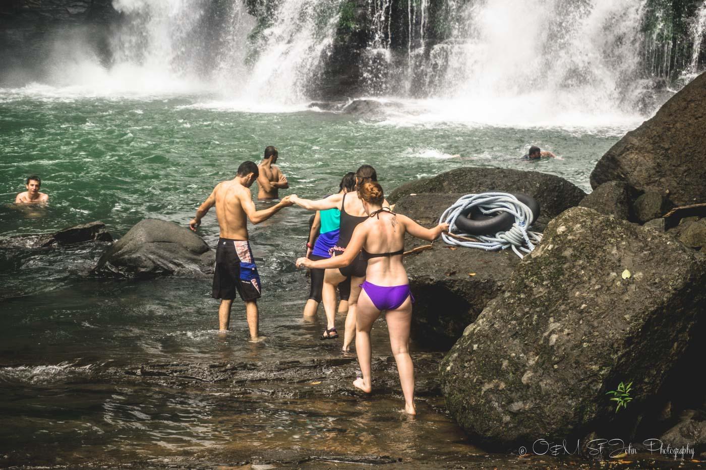 Costa Rica Nauyaca Waterfalls-1742