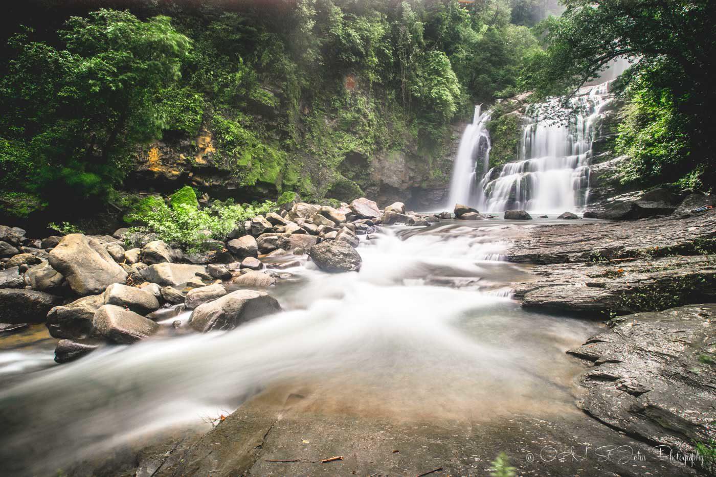 Visit Nauyaca Waterfalls Costa Rica