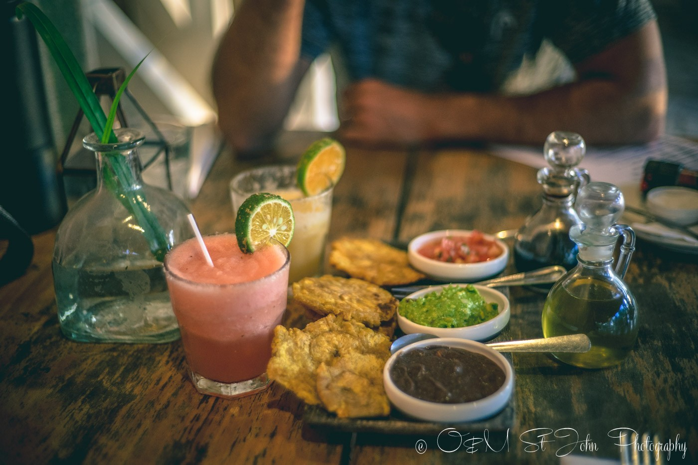 Costa Rica itinerary: Nosara food