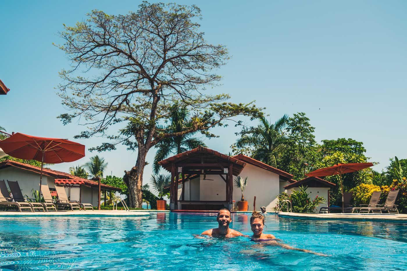 Puerto Jimenez hotels: Agua Dulce Resort in Costa Rica