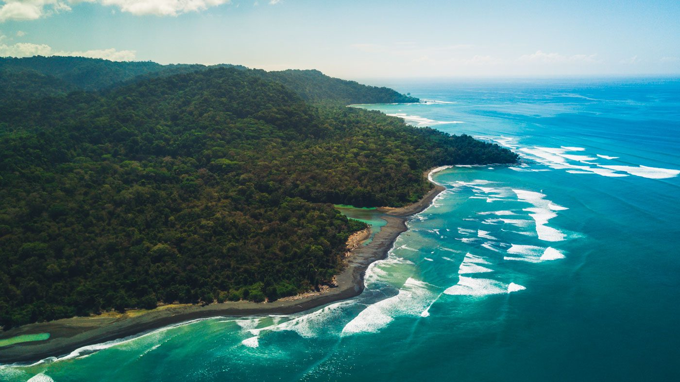 Guide to costa rica national parks - Corcovado National Park, Osa Peninsula