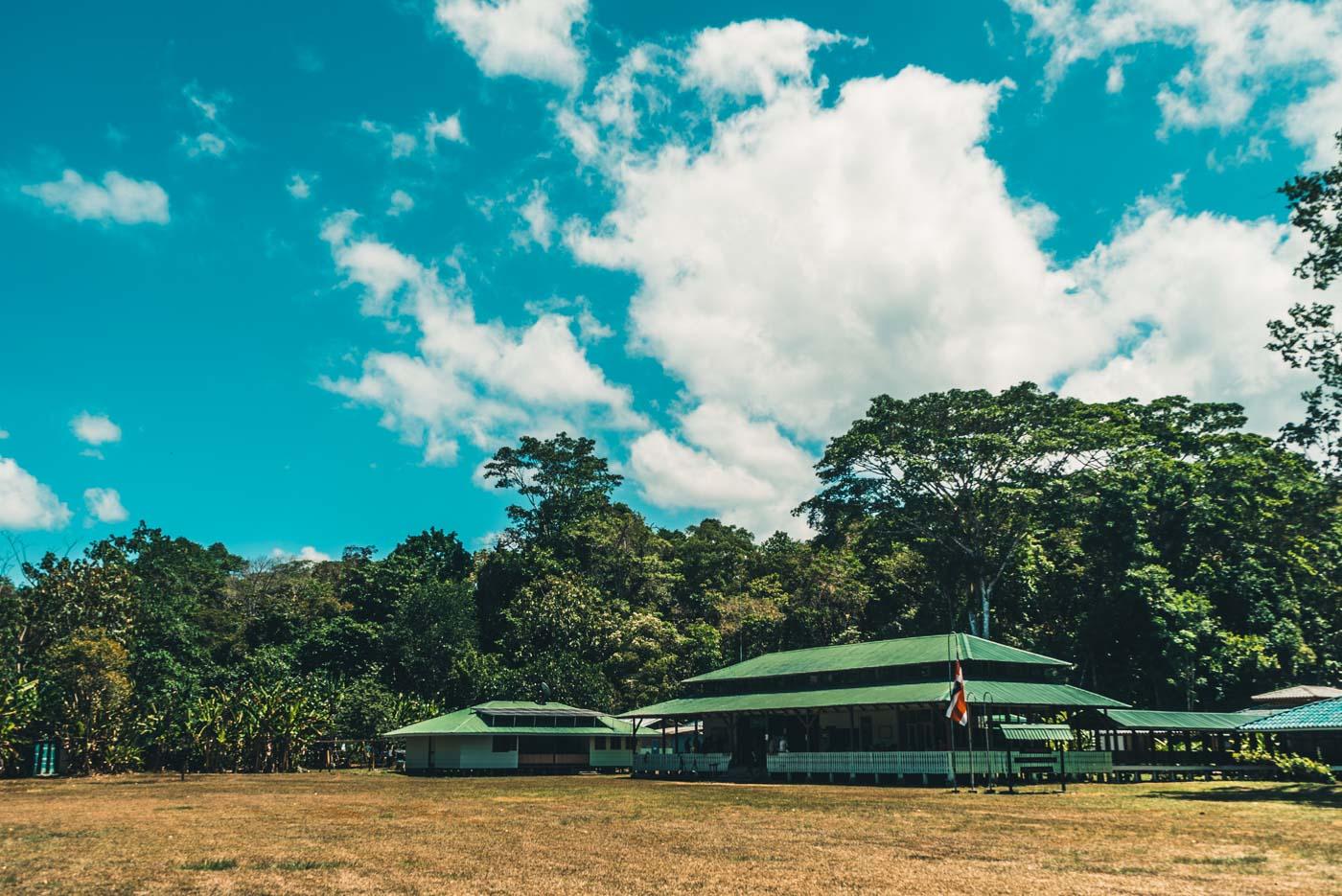 Visit Corcovado National Park: Sirena Range Station, Corcovado National Park