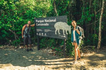 How To Plan A Responsible Visit To Corcovado National Park, Costa Rica in the Osa Peninsula