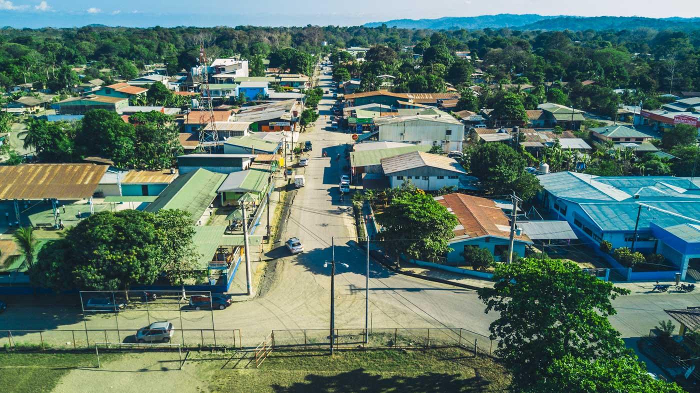 Puerto Jimenez, Osa Peninsula, Costa Rica
