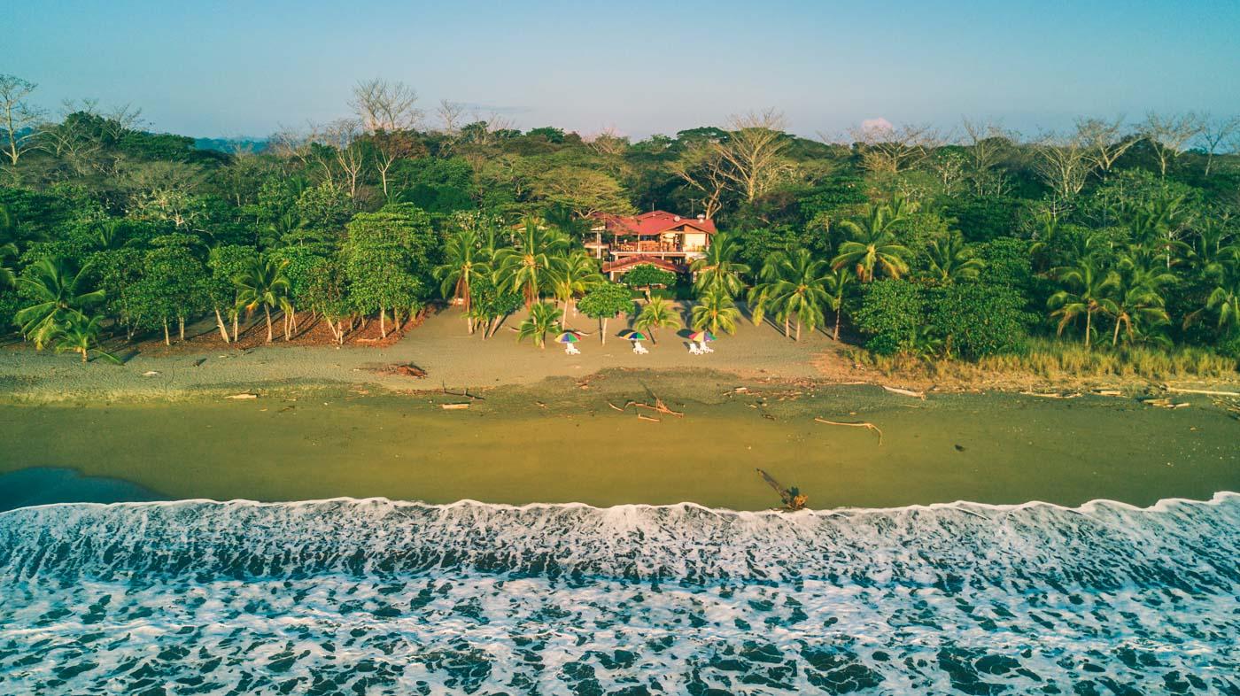 Puerto Jimenez Costa Rica: Agua Dulce Resort, Puerto Jimenez, Osa Peninsula