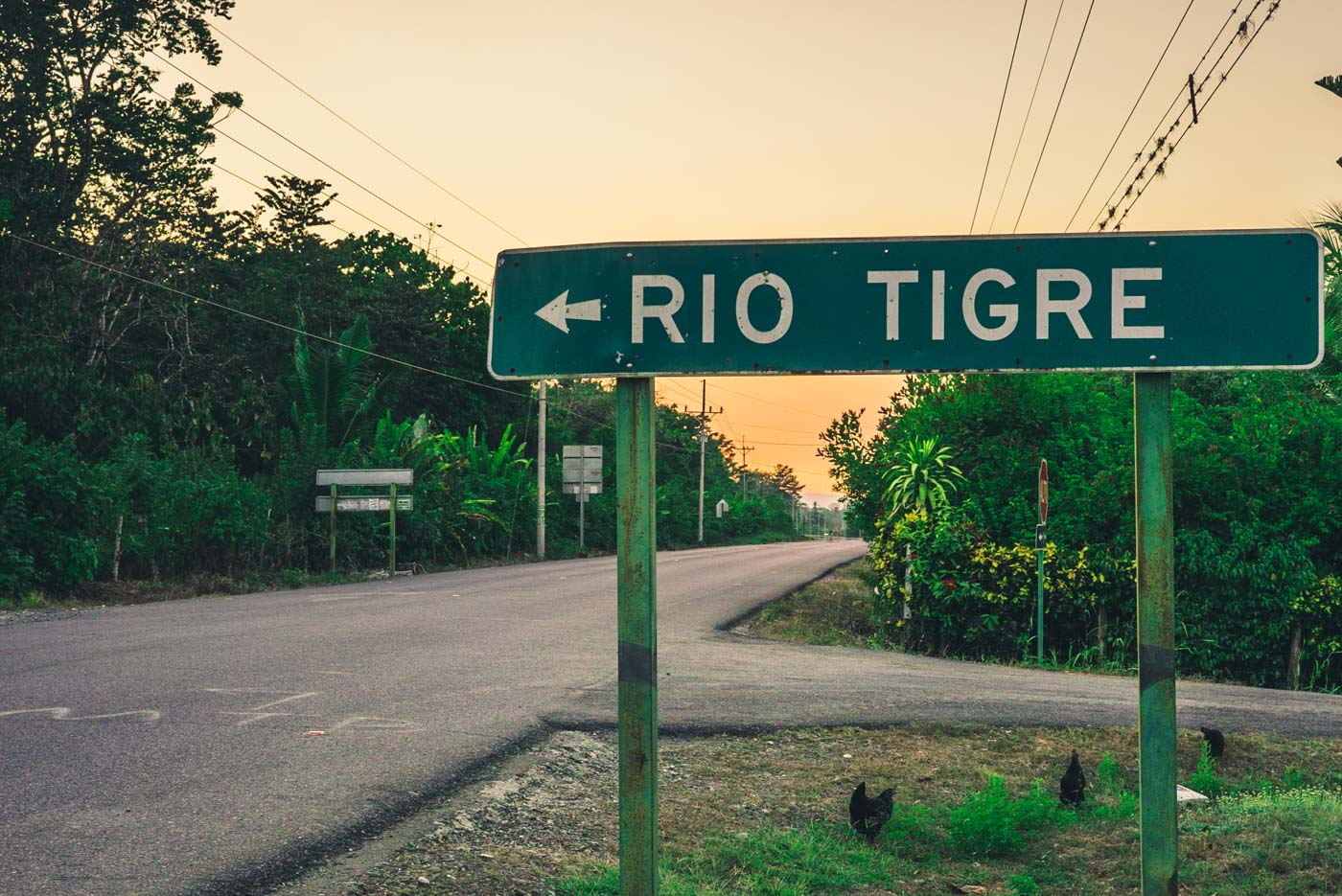 Visit Corcovado National Park: Rio Tigre, the getaway to rural tourism in Osa Peninsula