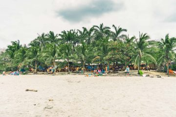 Playa Avellanas Costa Rica, Local's Favourite Beach in Guanacaste