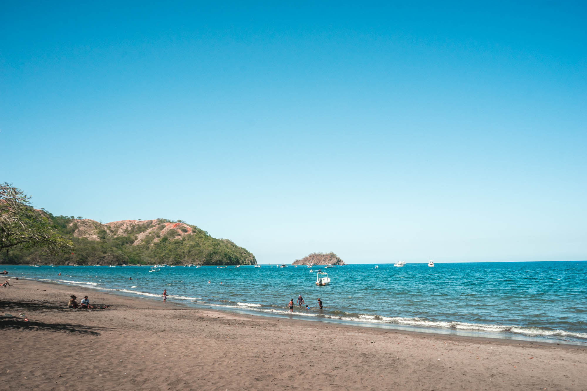 Playa de Coco: one of the best guanacaste costa rica beaches